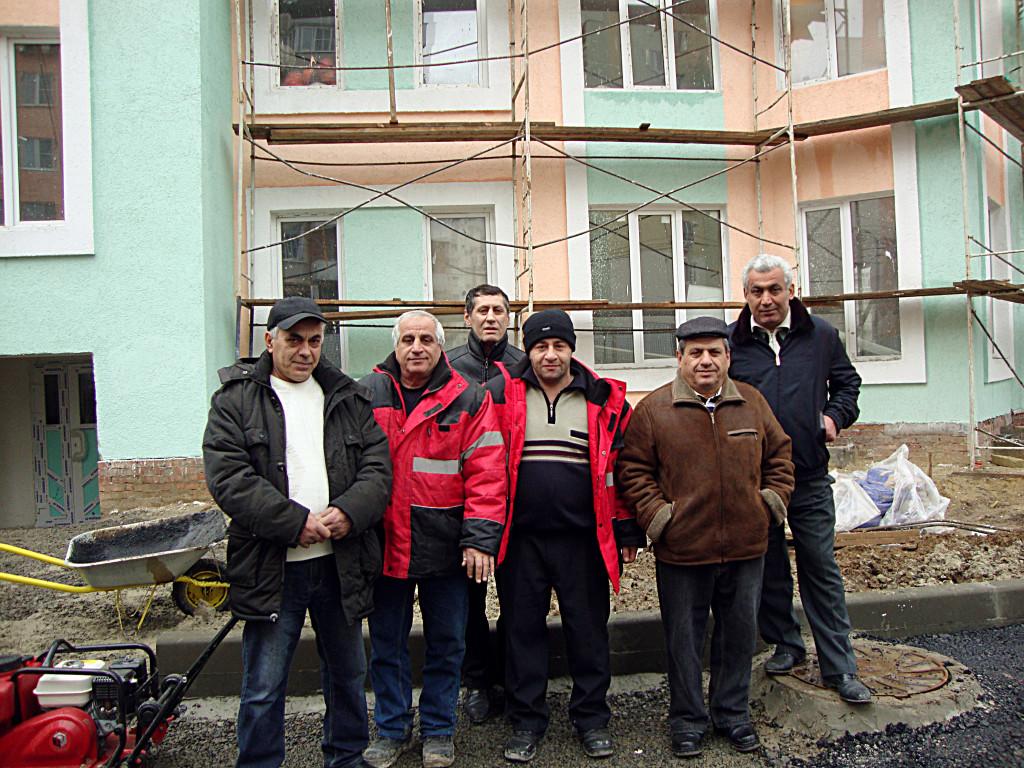 ассирийцы в Ростове