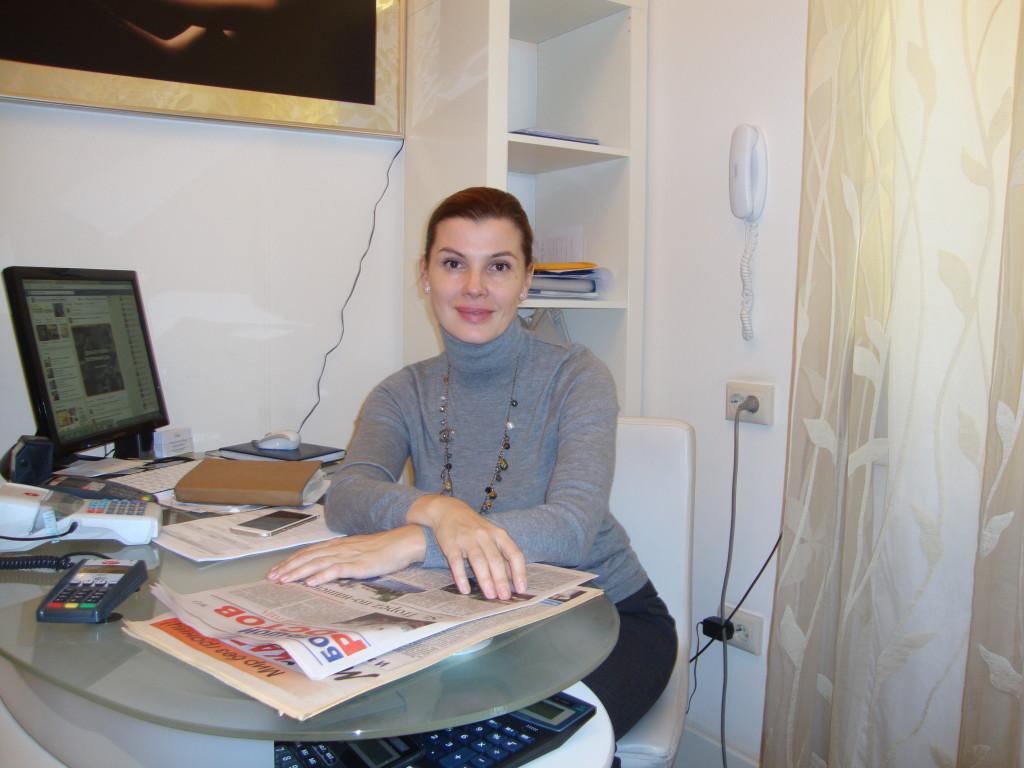 Ирина Узденова