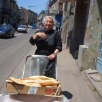 Бабушка Элисо из Тбилиси