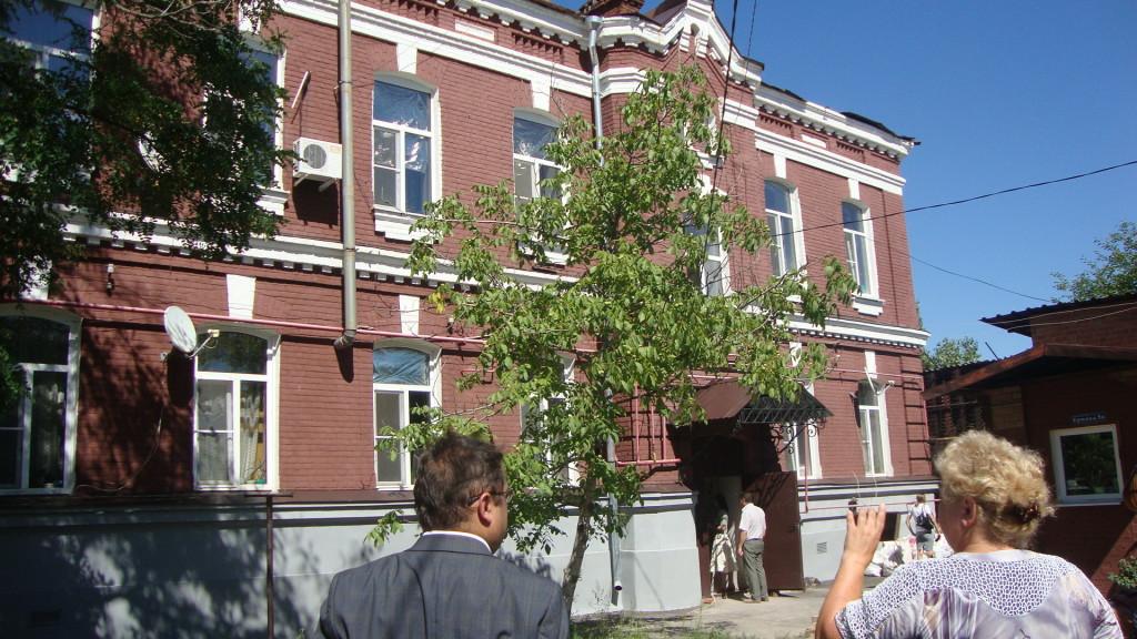 проспект Ермака Новочеркасск