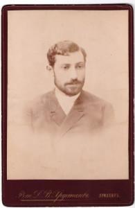 Овсеп Каялов, дедушка моей бабушки