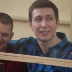 """Ян и Влад в """"клетке"""" Фото Елены Колмыковой"""